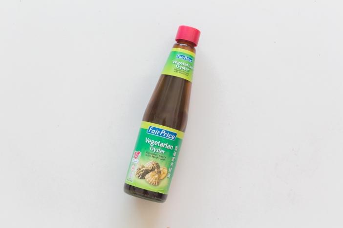 Kai Lan in Oyster Sauce